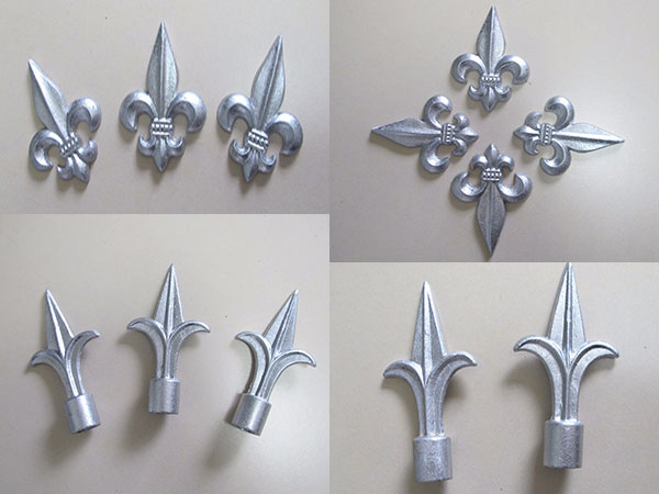Aluminium Spear Top